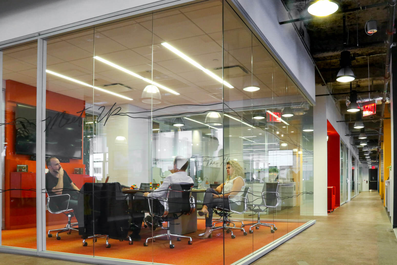 Mastercard NYC Office Killer Spaces-17