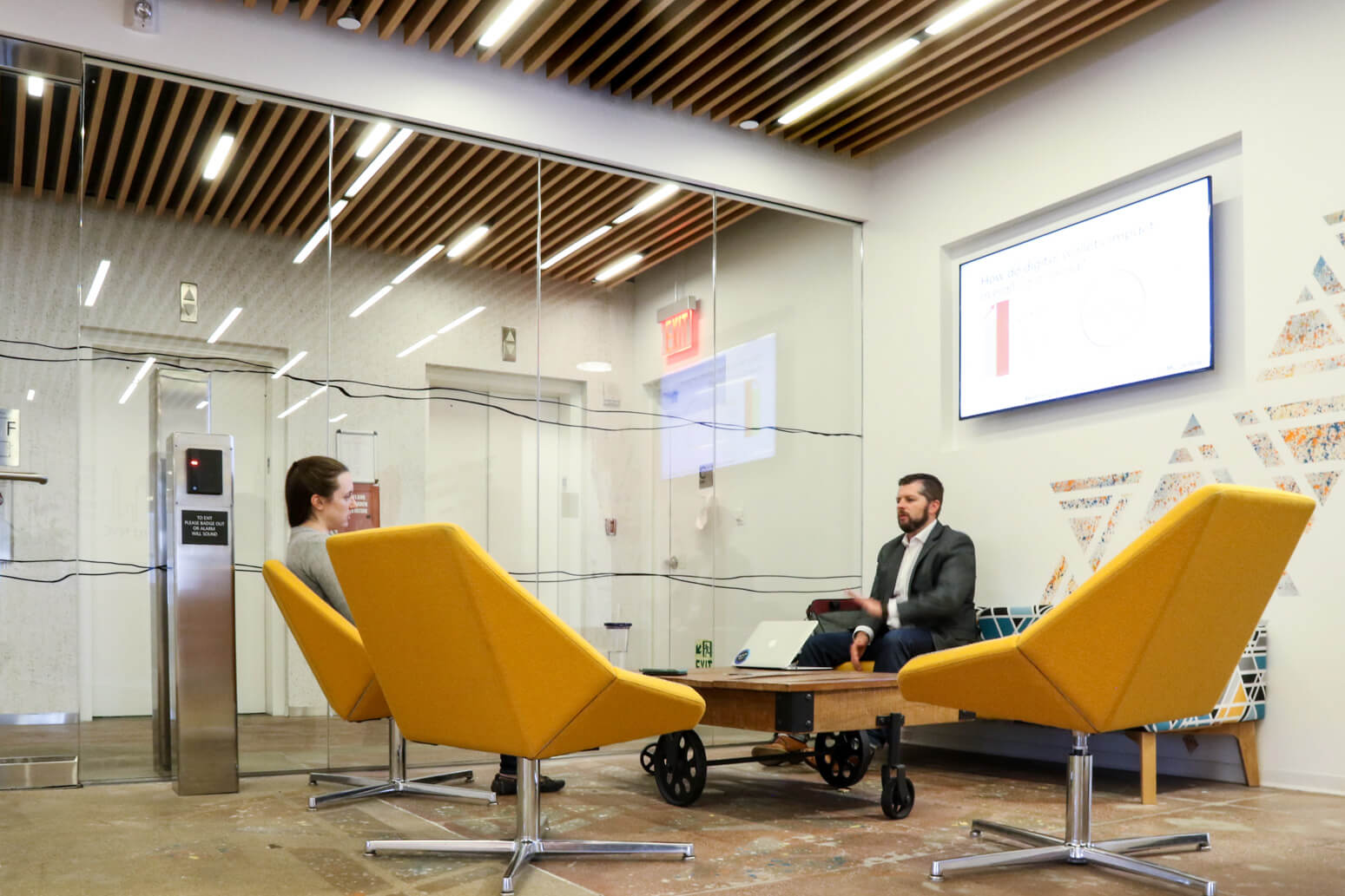 Mastercard NYC Office Killer Spaces-19