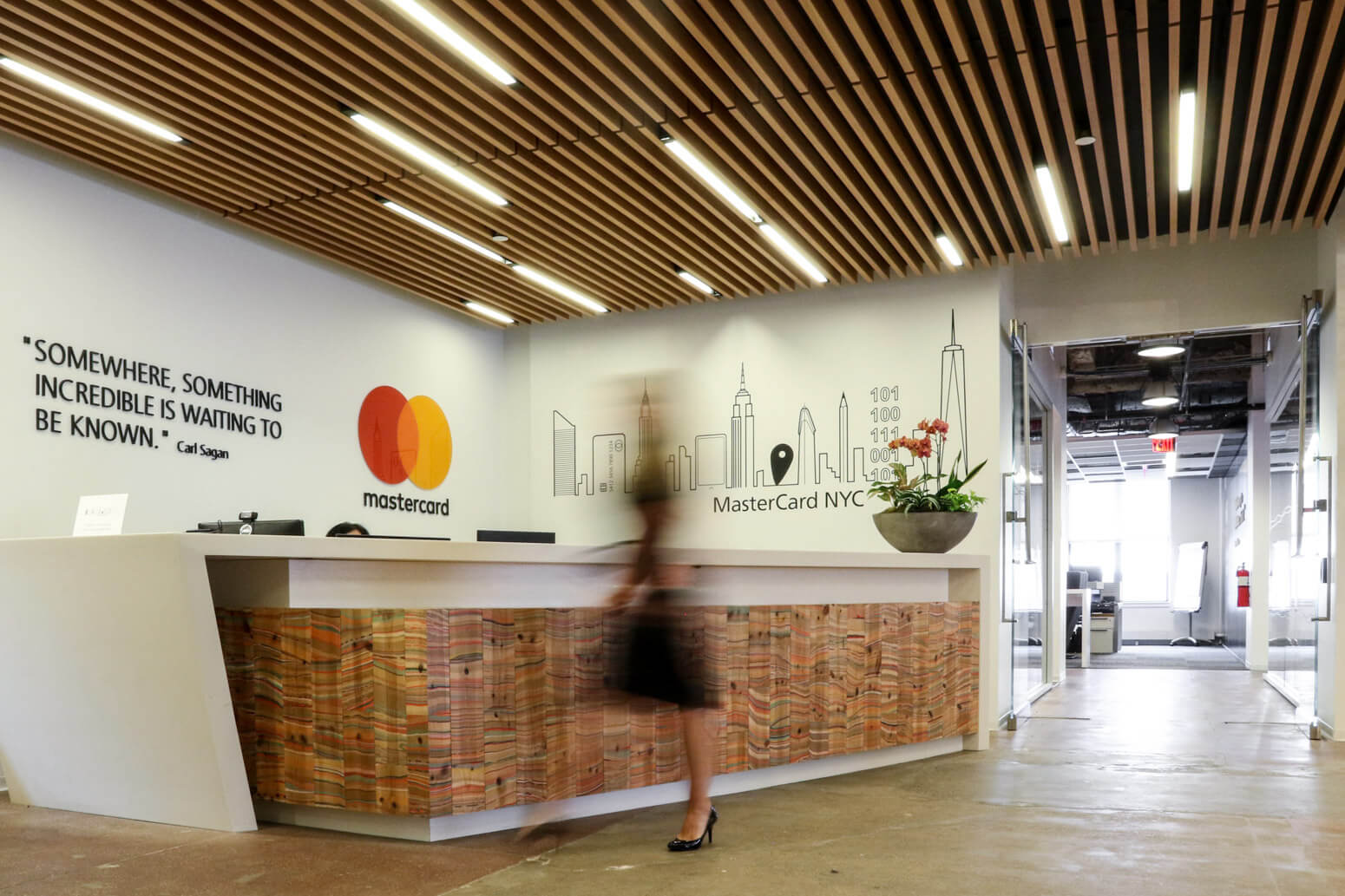 Mastercard NYC Office Killer Spaces-20