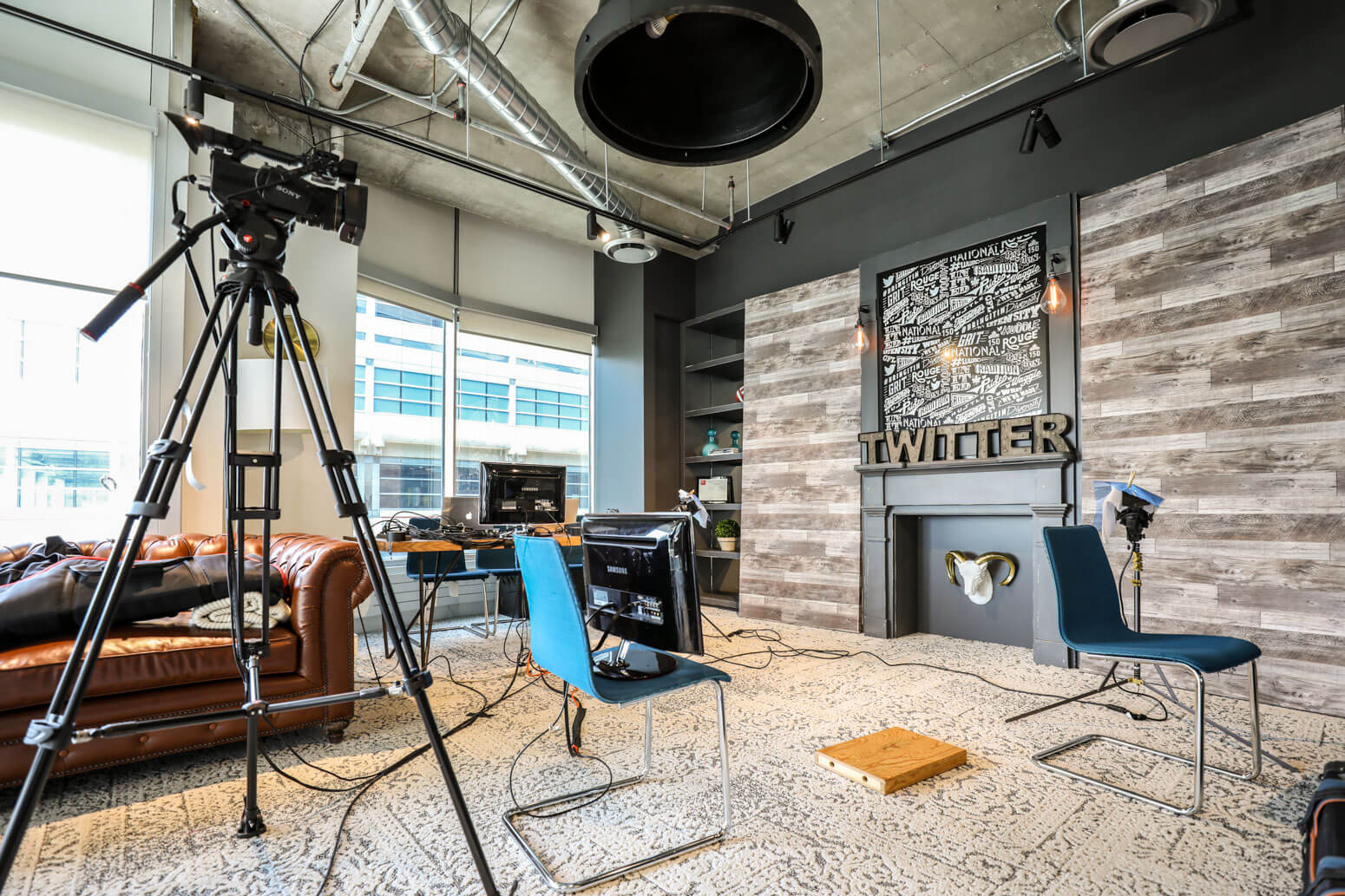Twitter Canada Office Killer Spaces-21