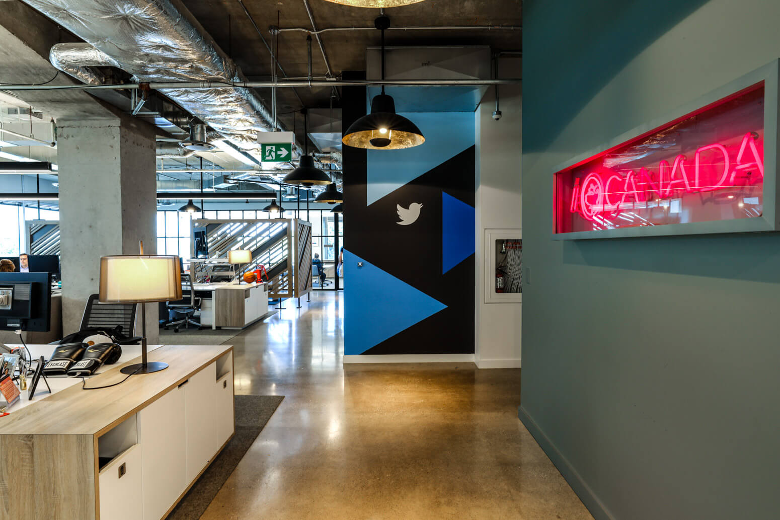Twitter Canada Office Killer Spaces-23