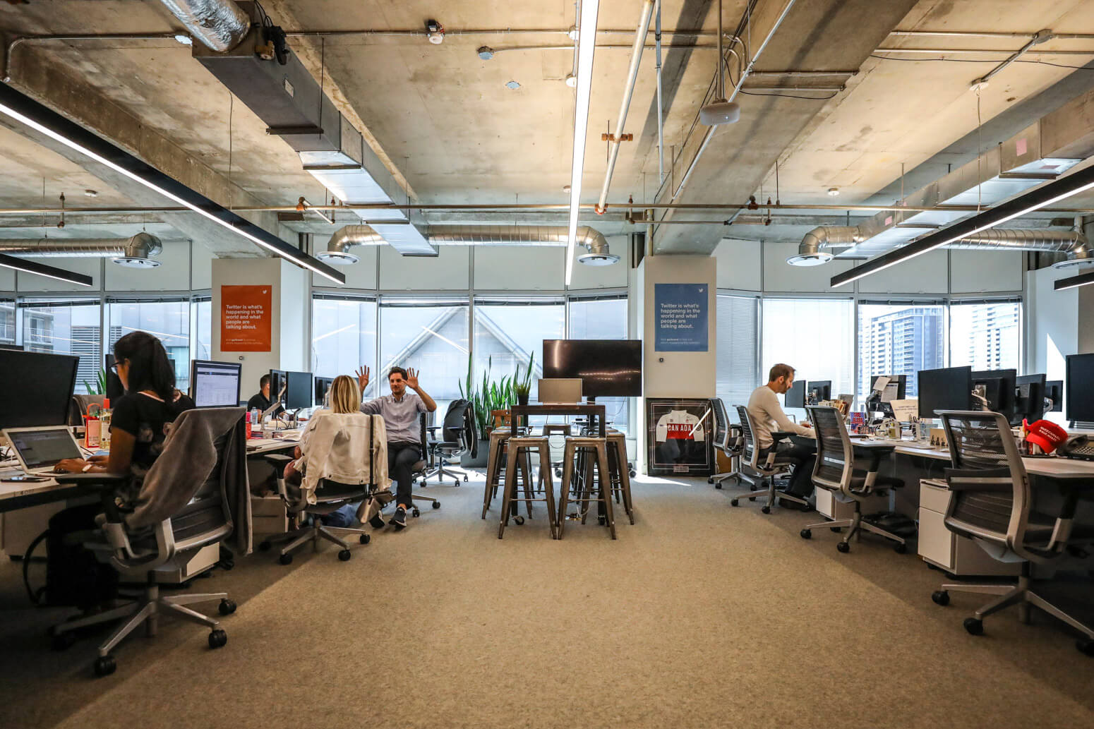 Twitter Canada Office Killer Spaces-12