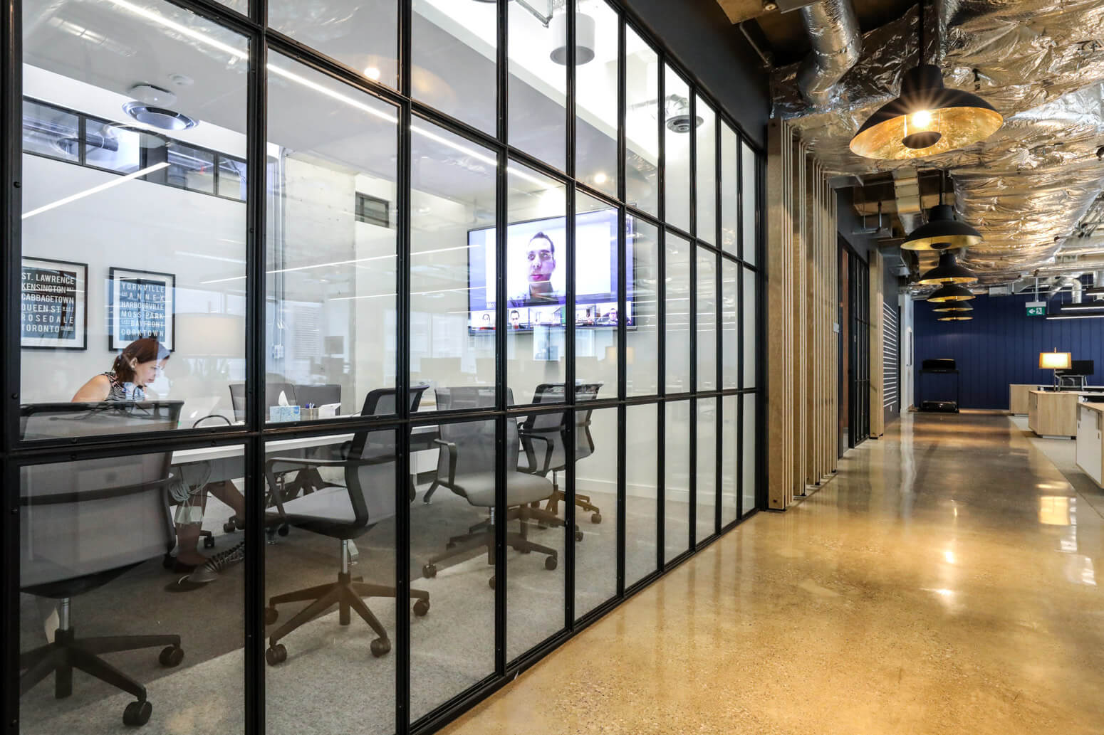 Twitter Canada Office Killer Spaces-13