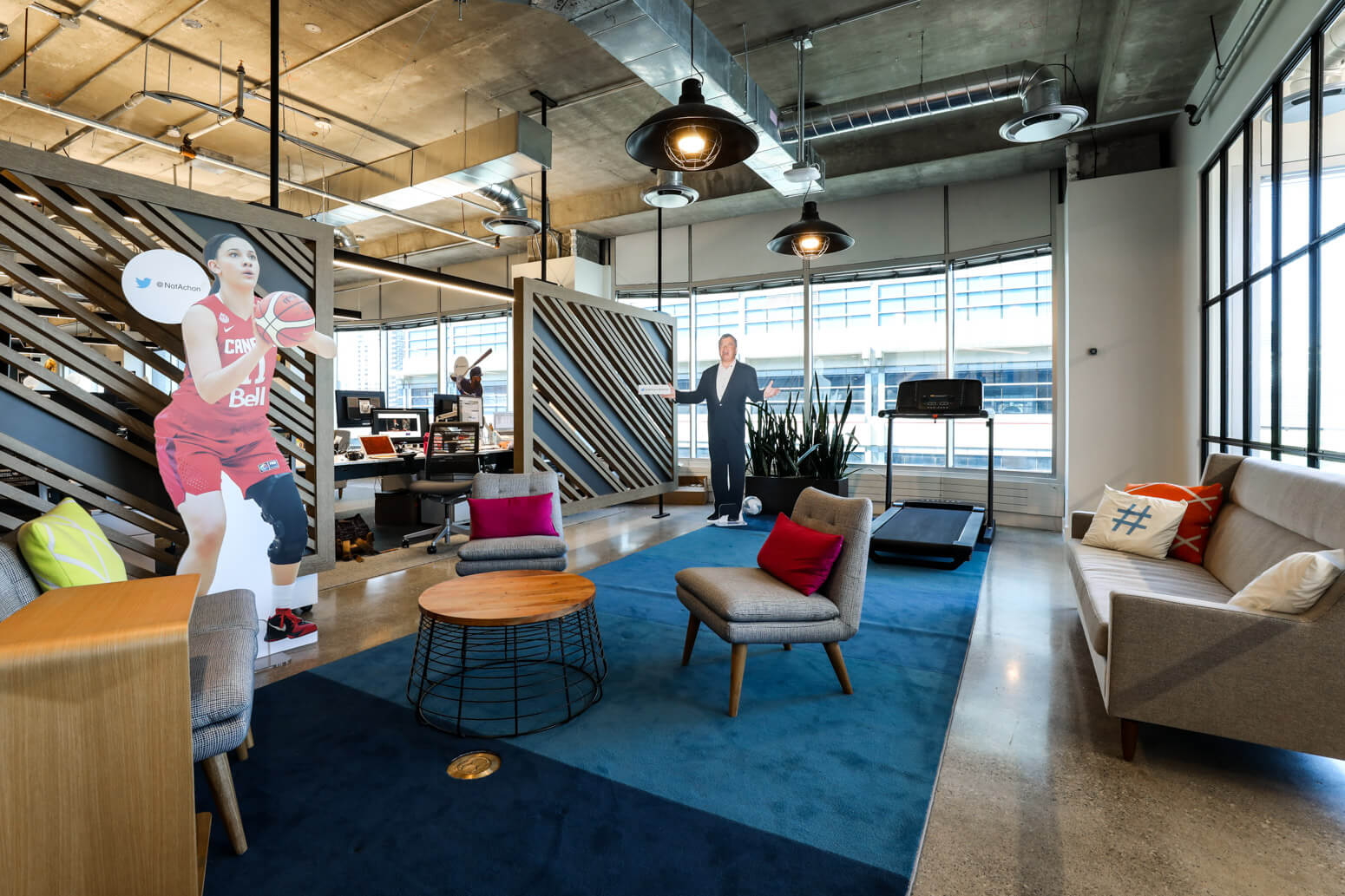 Twitter Canada Office Killer Spaces-8