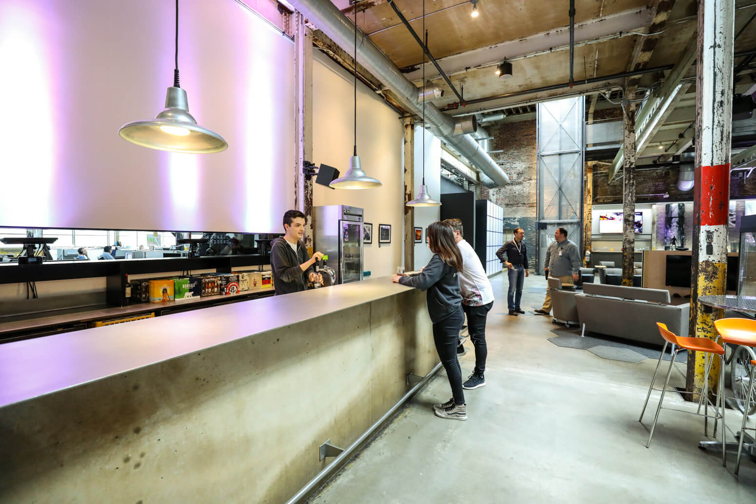 Autodesk Montreal Office Killer Spaces-16
