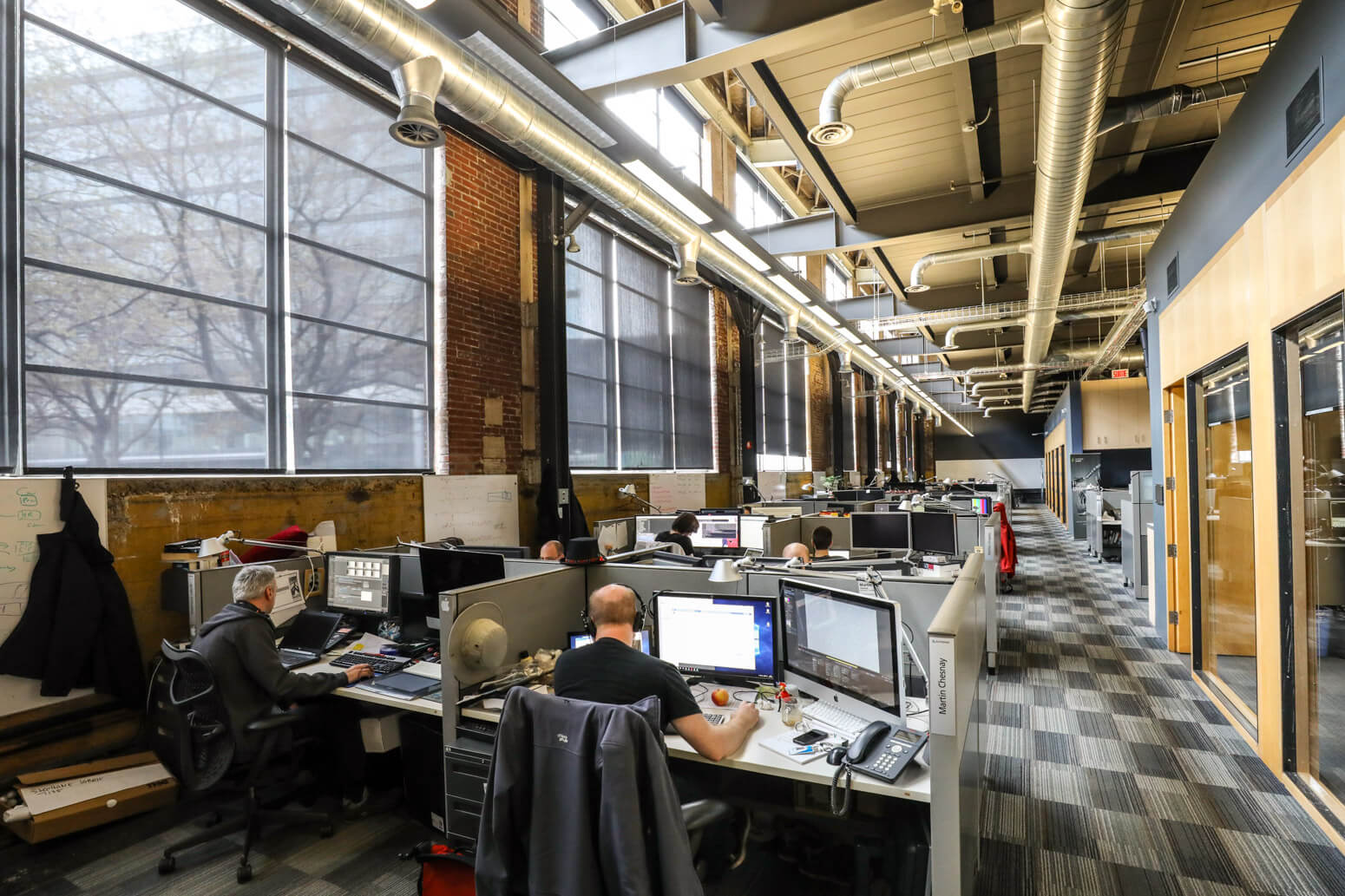 Autodesk Montreal Office Killer Spaces-22
