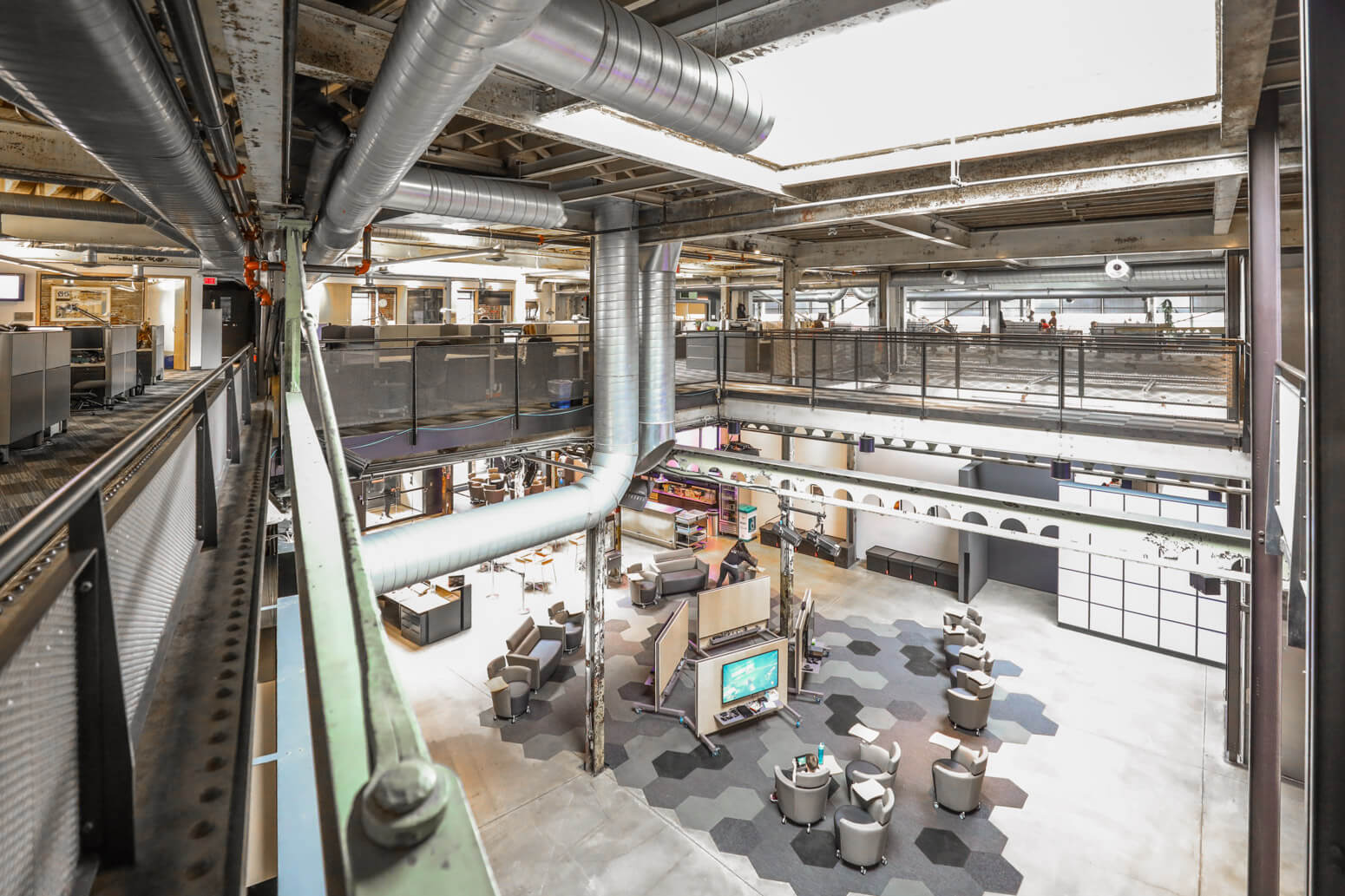 Autodesk Montreal Office Killer Spaces-4