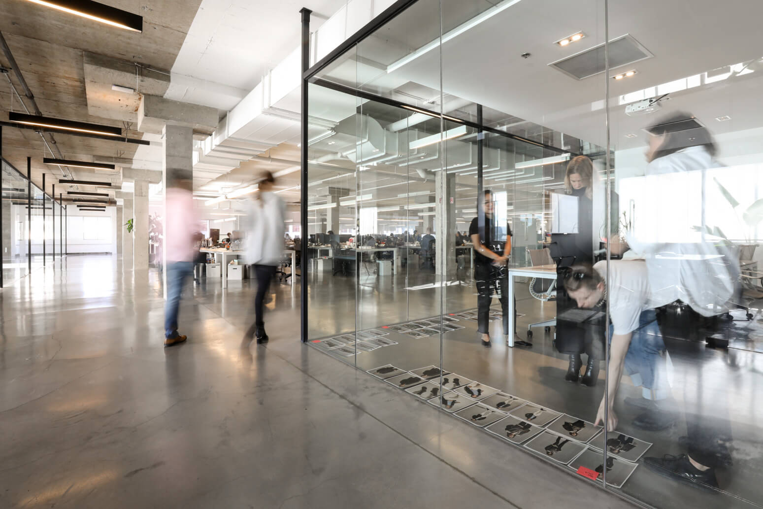 SSENSE Office Killer Spaces Montreal-12