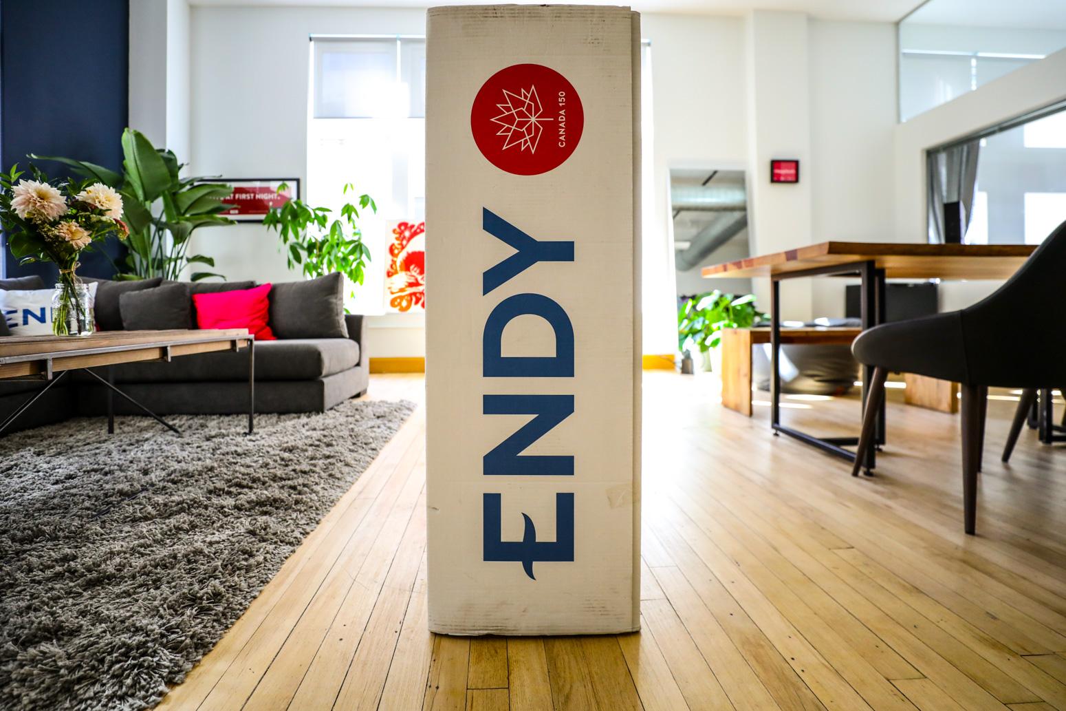 Endy Sleep Office Techvibes-9