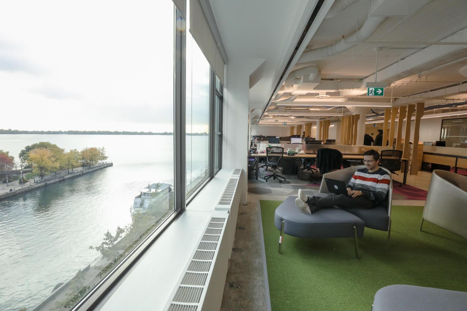 Ecobee Toronto Office Killer Spaces-1