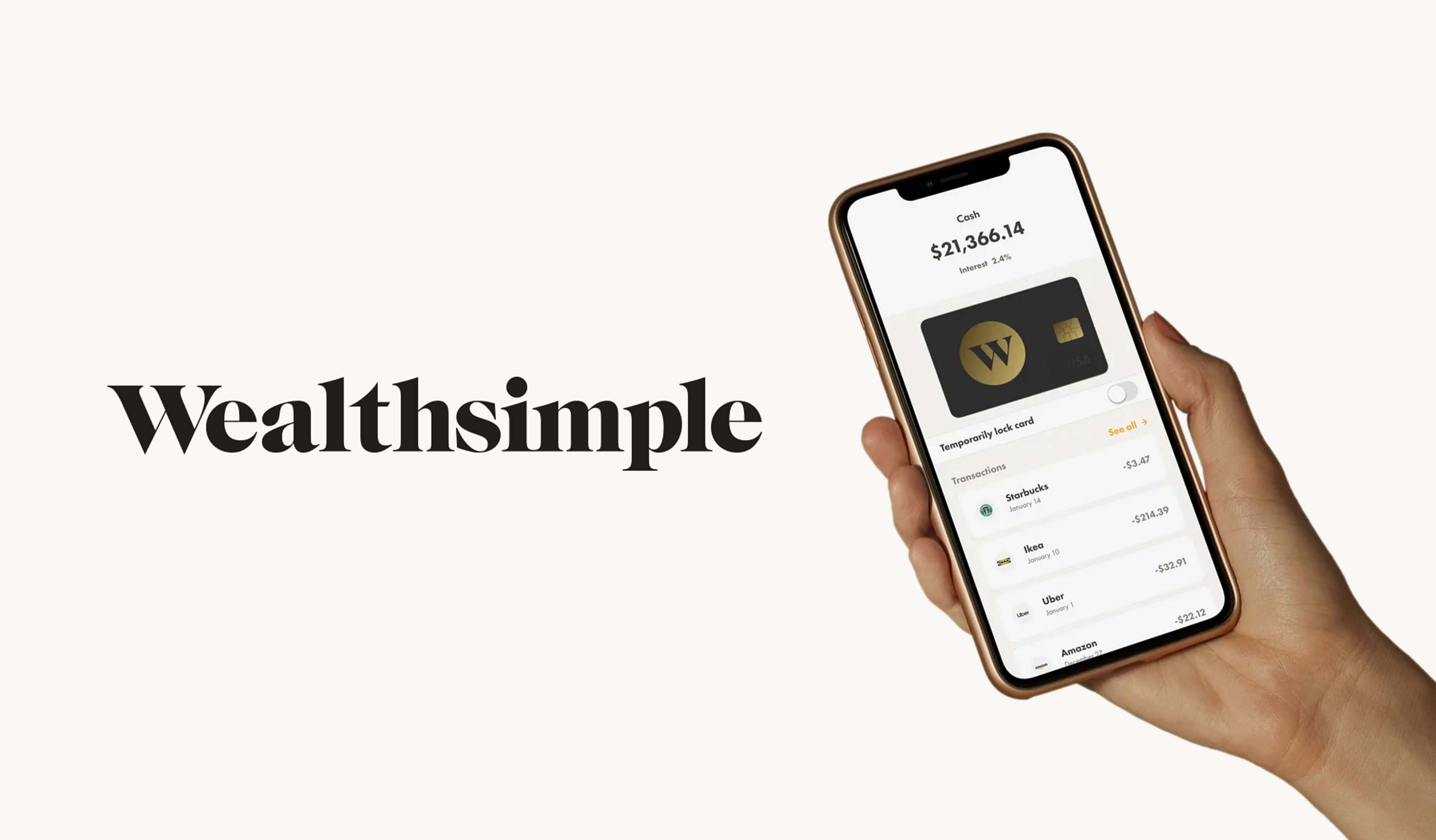 Wealthsimple Takes On Big Banks with New Spending Account | BrainStation®